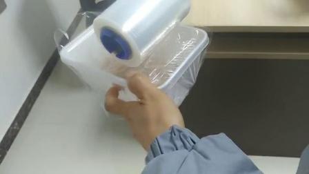 Kunststoff-Stretch-Wickelgriff Folie Mini-Rollen für die Verpackung