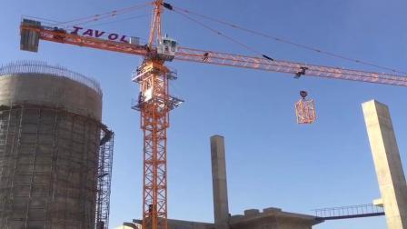 ホットセリングプロフェッショナル建設タワークレーン