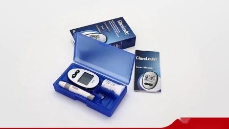 Glucosemeter bloedglucosecontrolesysteem bloedglucose testmeter bloed Apparatuur testen
