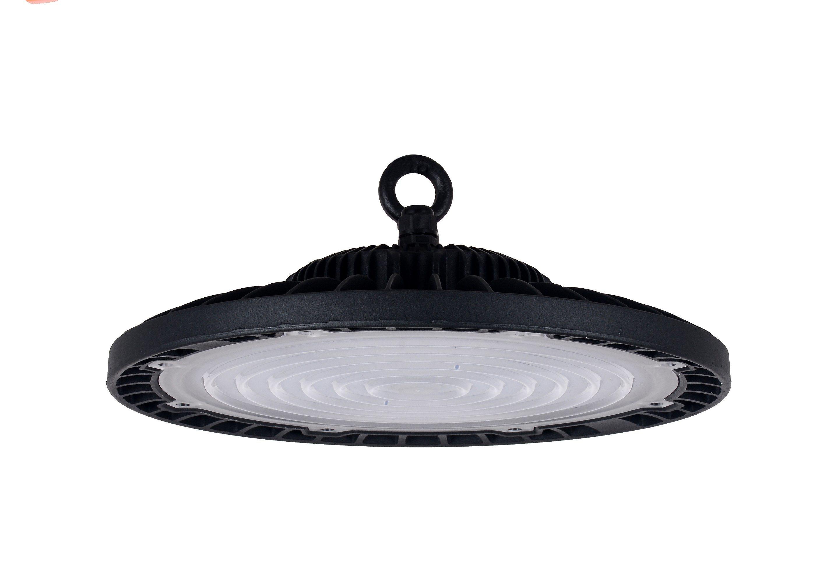 15000lm Super Bright LED Highbay Light mit 6500K White UFO High Bay Light mit ETL, UL, CE, RoHS für Lager, Garage Industriebeleuchtung