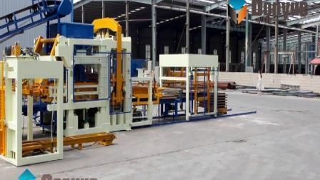 Cementbetonblok machine Qt10-15 Blokmachine