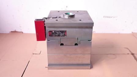 China de Fábrica de Moldes Diseño moldeado a presión las piezas del robot de inyección de plástico doble molde para el hogar/Productos electrónicos con el PP/POM en la empresa de moldeo