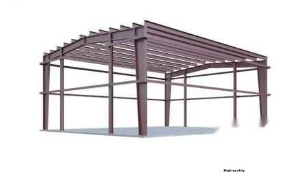 Magazzini Pre-Costruiti fascio brandnew della struttura d'acciaio di H con il certificato del Ce