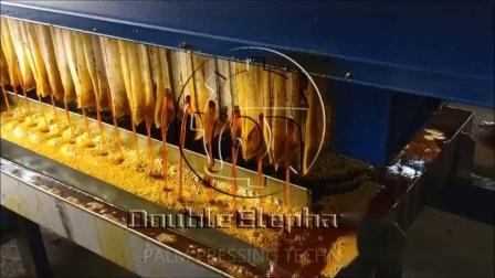Venta caliente del filtro de aceite de alta calidad de la fábrica de prensa