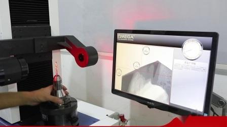 Solid Carbide 3 Flutes Profile Cutter voor het verwerken van aluminium