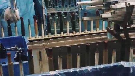 Aluminium Chromium Evapauration Film Vacuümcoating machine voor schoenhak