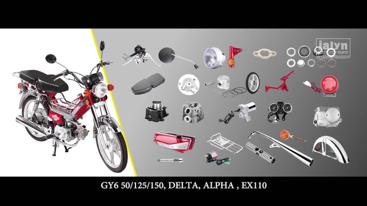 Pièces de moto Moto Jalyn de poignée pour Gy6-150