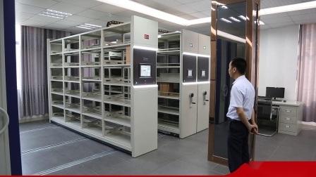 Smart Armoire électronique numérique de rayonnages mobiles/étagère/étagère/mobilier de bureau