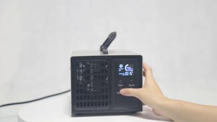 Purificador de Aire Industrial desodorante esterilizador digital de 5g