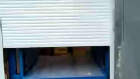 CE 認定倉庫貨物リフト固定物品リフト