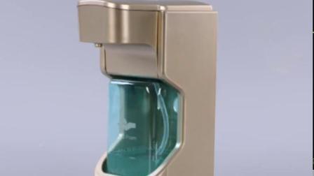 Sensor Touchless Portable dispensador automático de sabão Higienizador Esquerdo
