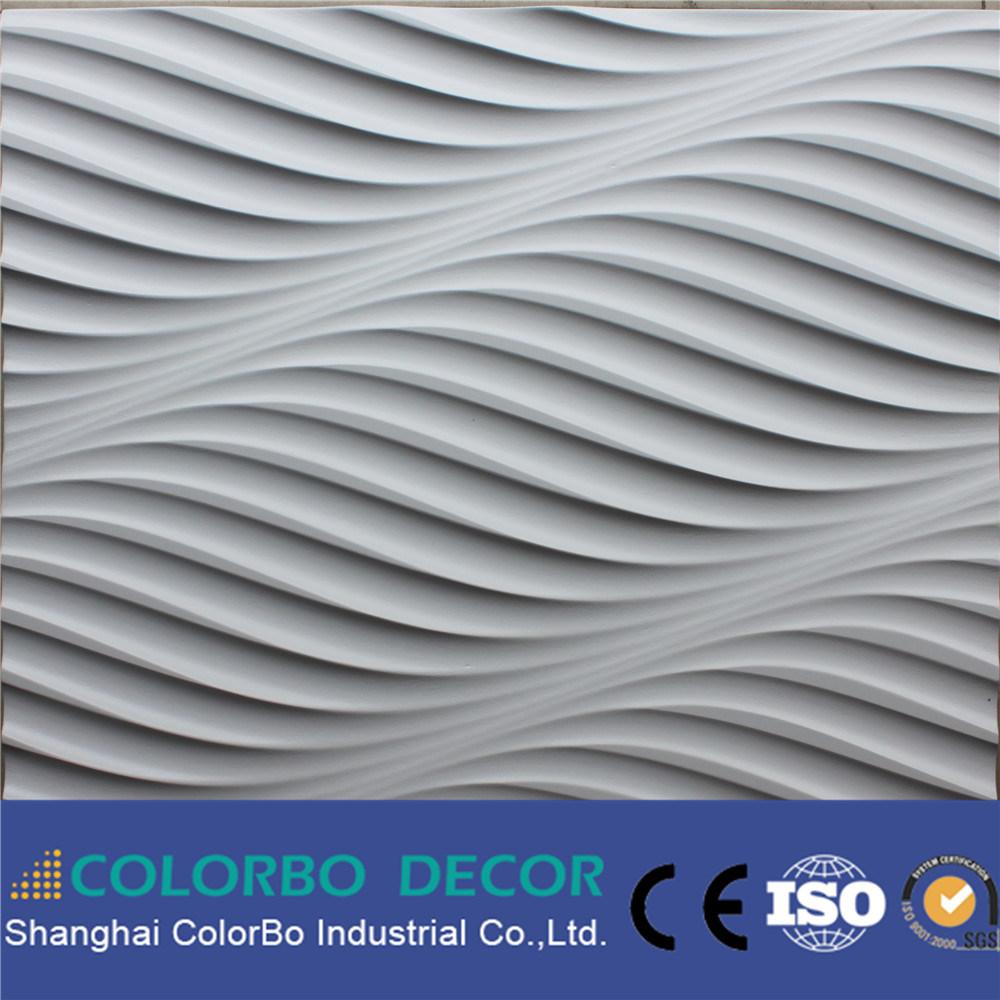 Holzwolle Akustikpaneel-Dachfaser Zementbrett