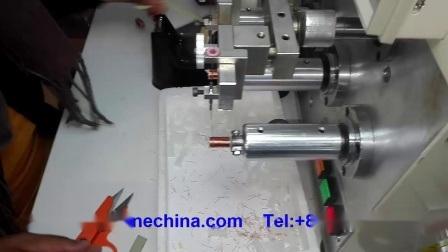 Drahtverdriller (Seiner) mit (SS964T) 4 Spindeln, automatische Spulenwicklung Maschine