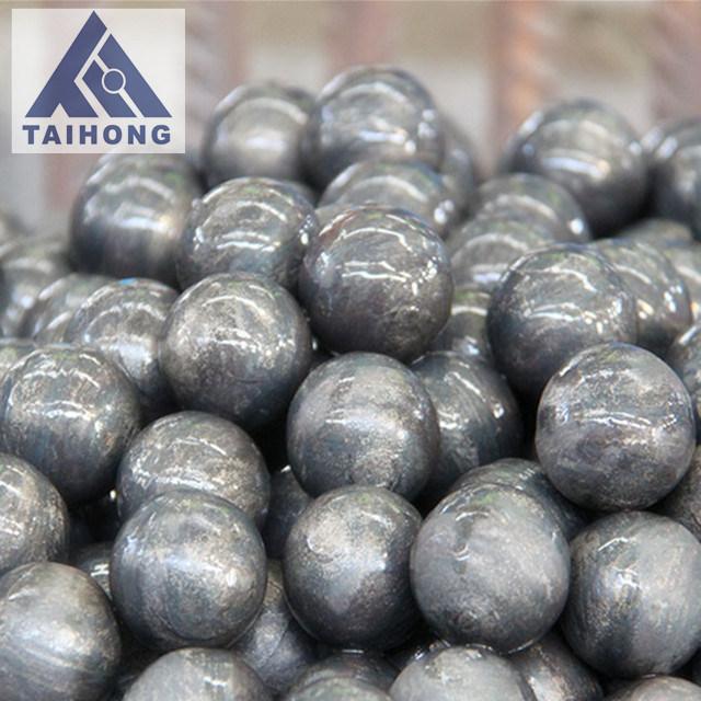 Gesmede stalen ballen voor zilvermijn door Taihong