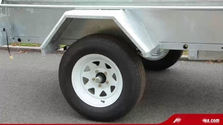 6X4 7X4 7X5 8X5 Box/Farm/Kipper/Auto-Anhänger