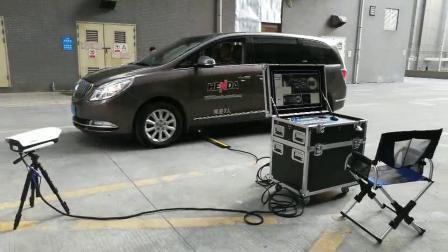 Hotel Security Tragbares Fahrzeug-Inspektionssystem / Fahrzeug-Scanning System