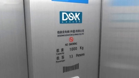 China Factory Vvvf Panorama Aufzug Sightseeing Aufzug mit Glaskabine