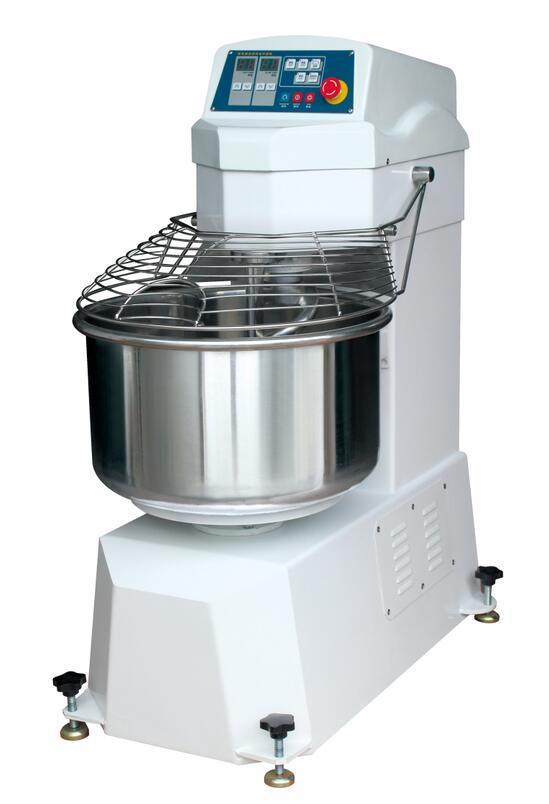 High Quality 50 kg deeg Mixer Flour Mixer Amasadora Boulangerie brood Mixer