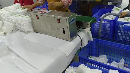 OEM-merk Mini Box nat weefsel voor reiniging