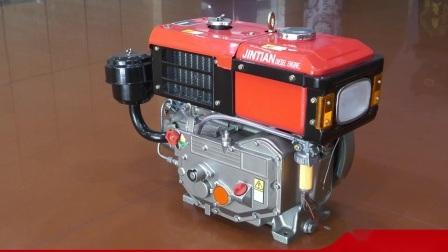 Ce aprobada Motor Diesel con inyección directa (R170A-T)