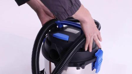 Económico Aspirador de pó seco e úmido para uso doméstico