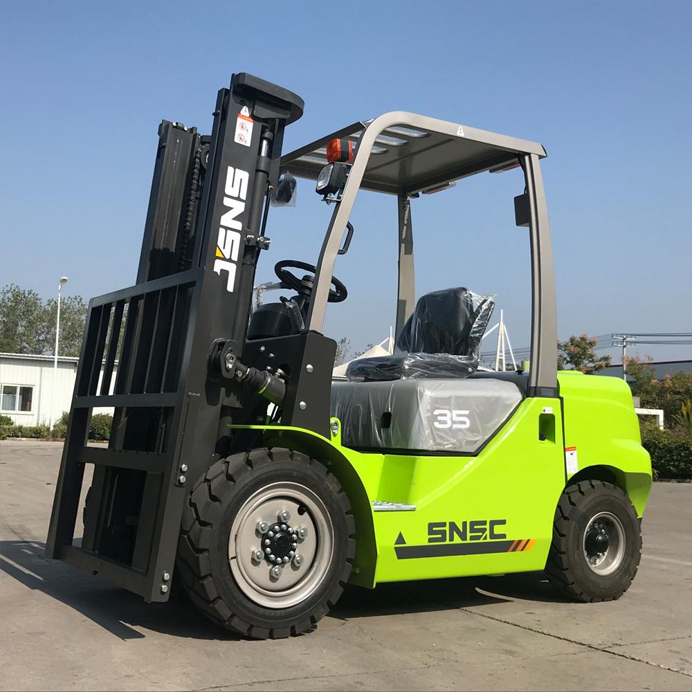 Snsc Diesel フォークリフト 3 5 トンフォークリフト価格表