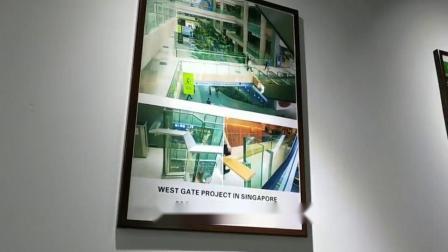 Лестница из нержавеющей стали направляющие Гуанчжоу