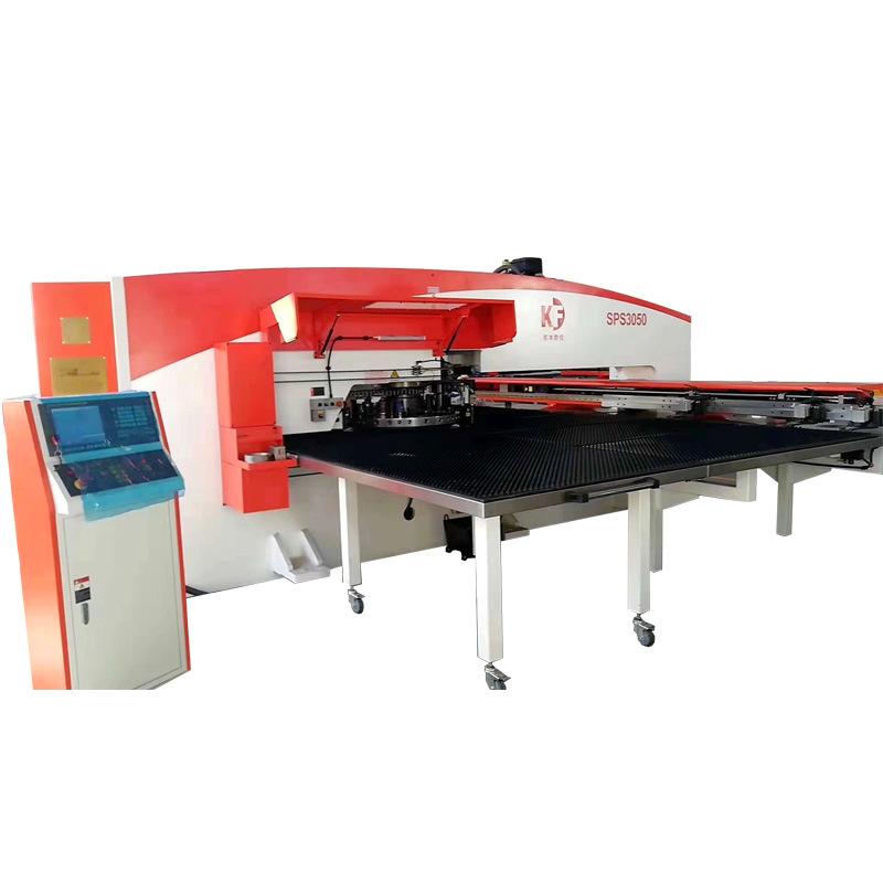 Torreta Servo CNC Punzonadora Punch/para el procesamiento de los equipos eléctricos, los ascensores de la industria,