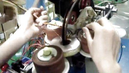Slider Typ Big Toroid Core Stromwandler Wicklungsmaschine (SS-300S-04)