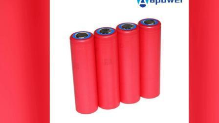 Alta capacidad de 18.650 Ga 3.7V 3500mAh Batería de litio recargable de 10 A