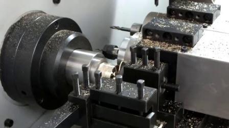 CNC-Fräszentrum Mtk20 mit 2 Spindel und Revolver