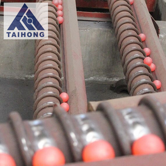 Gesmede maling Ball dia 80 mm Taihong China