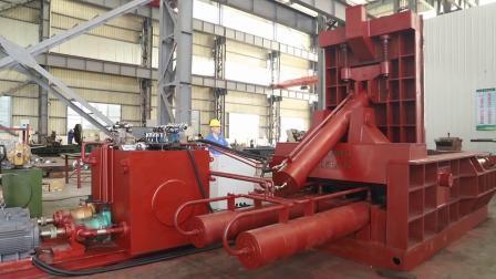 Y81f-315Aの人出の金属の梱包機の油圧梱包の出版物の/Hydraulicの梱包機機械屑鉄の梱包機機械