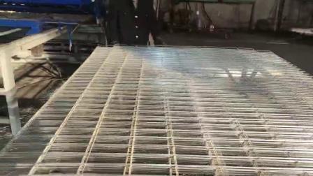 Comitati rivestiti galvanizzati Caldo-Tuffati decorativi della barriera di sicurezza della maglia del filo di acciaio dello spruzzo di polvere del PVC