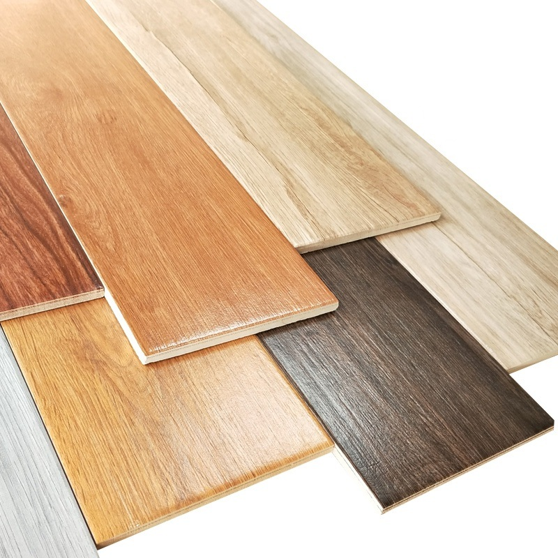 Antideslizante rústicos de madera de inyección de tinta baratos Buscar baldosas de porcelana 150*800 mm de baldosas de madera