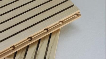 Klasse 0 Klasse A Brandschutzklasse Holz Akustikmaterial
