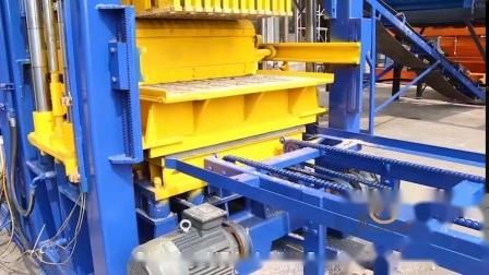 Qt8-15 Curbstone idraulico automatico per cemento per calcestruzzo Curbstone per pavimentazione Cave ad incastro solido Mattone macchina per la produzione di blocchi in vendita