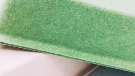 Feuerfeste und Innovation 3D Polyester Fiber Acoustic Wall Keyboard