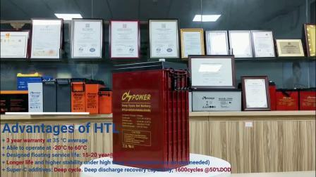 Cspower 6V-420ah добавкой-Deep-Cycle-Solar-Gel-аккумулятор - батарея типа VRLA/свинцово-кислотные AGM Eenergy-Storage-аккумулятор для солнечных батарей/поле для гольфа тележки/Щеточная машина/ИНВЕРТОРА