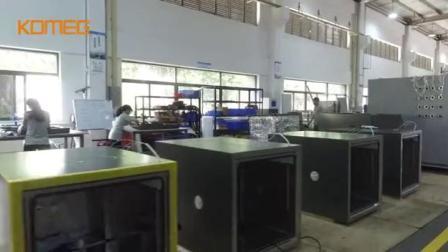 Max 200c~500C à haute température Four de séchage industriel de précision