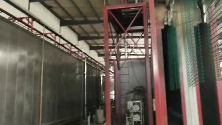 Comitato proteggente del recinto di filo metallico di obbligazione del rivestimento della polvere del PVC