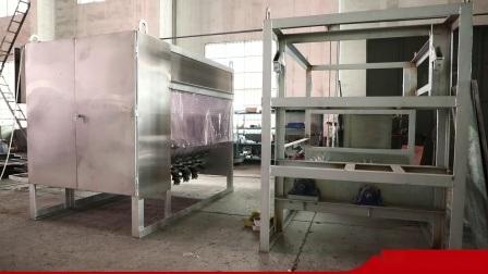 L'alta qualità 380V/220V su ordine applica la strumentazione di macellazione del mattatoio del bestiame