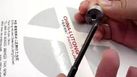 F00rj01941 de la válvula del inyector Common Rail de Bosch de la válvula de control de las válvulas de control de combustible.