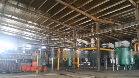 300kw électrique de la biomasse de gazéification de copeaux de bois générateur de puissance le prix du systeme