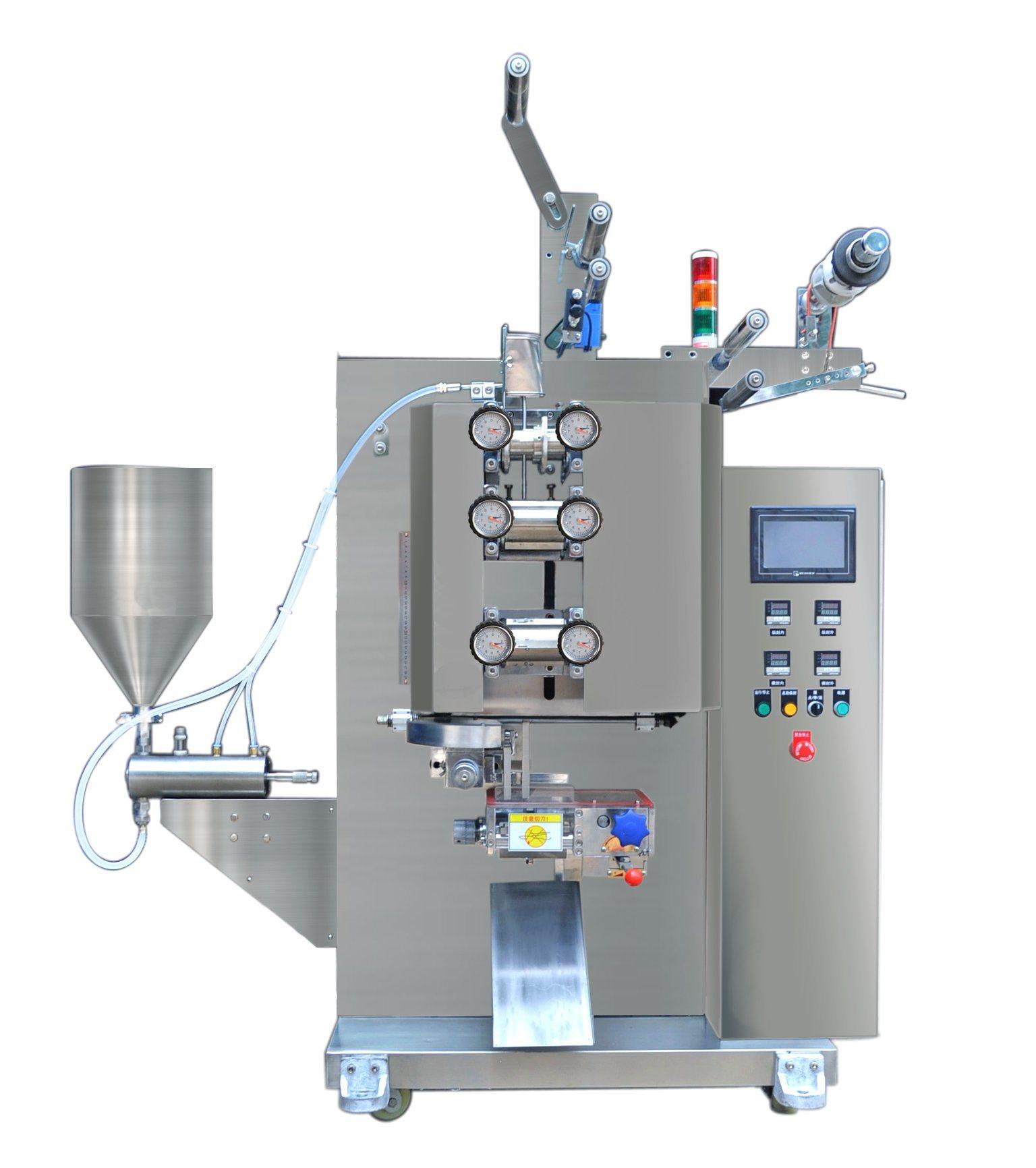 De Alta Velocidad automática de champú y acondicionador/Gel de ducha/Unguent//químico de la máquina de embalaje