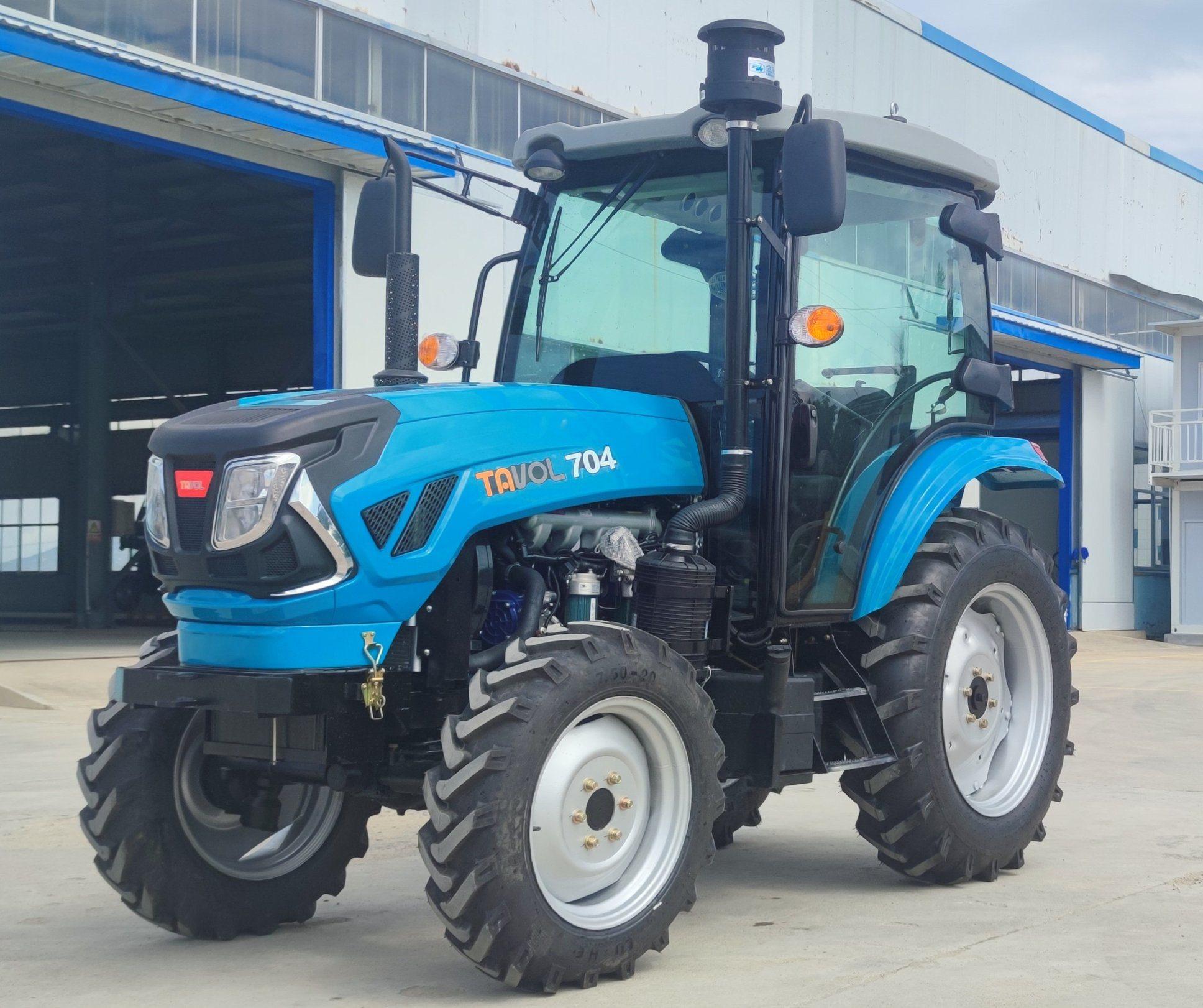 中国供給メーカーファーム 4WD ホイールトラクター 70HP 80HP