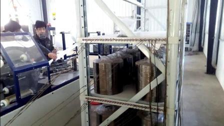 Le PRF/GRP/Gfrp/Machine Pullwinding en fibre de verre pour tubes, tuyaux