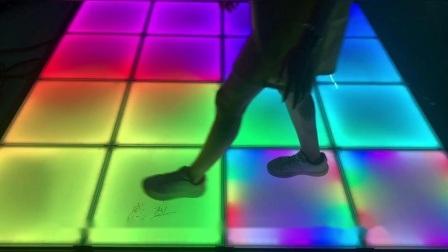 Factory Direct LED modifiable plancher à sensibilité tactile