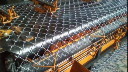 Rete fissa ricoperta o galvanizzata del PVC Choice della maglia 50X50mm del Amazon Ebay di collegamento Chain (CLF)