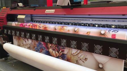 3.2 метров экологически чистых растворителей принтер с Ricoh Mt dr-3202печатающей головки